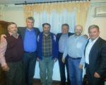 Dr. Milan Zver, mag. Andrej Šircelj in mag. Andrej Vizjak v Brežicah