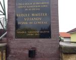V Zavrhu v občini Lenart pri stolpu generala Rudolfa Maistra