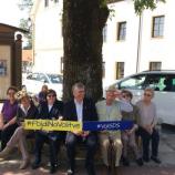 V Logatcu z volivci in volivkami